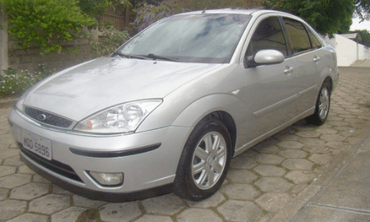 ford focus car from 2007