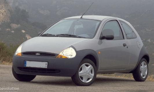 ford ka car from 2006