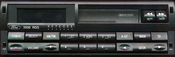 ford 2006 rds radio