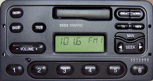 ford 3000 traffic 1006 2000