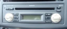 nissan blaupunkt radio code